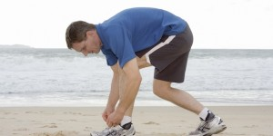 fitness tips - man running