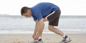 fitness tips - man running