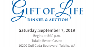 Gift of Life Save the Date