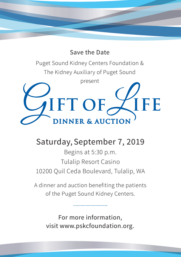Gift of Life Registration